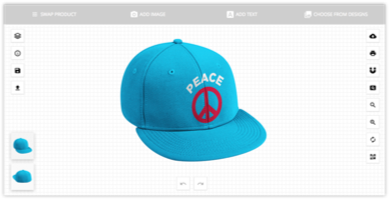 Home Slider 3 Peace Cap