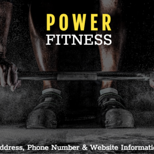 Power Fitness Screenshot