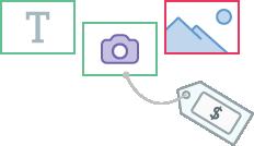 Elements Amount Icon